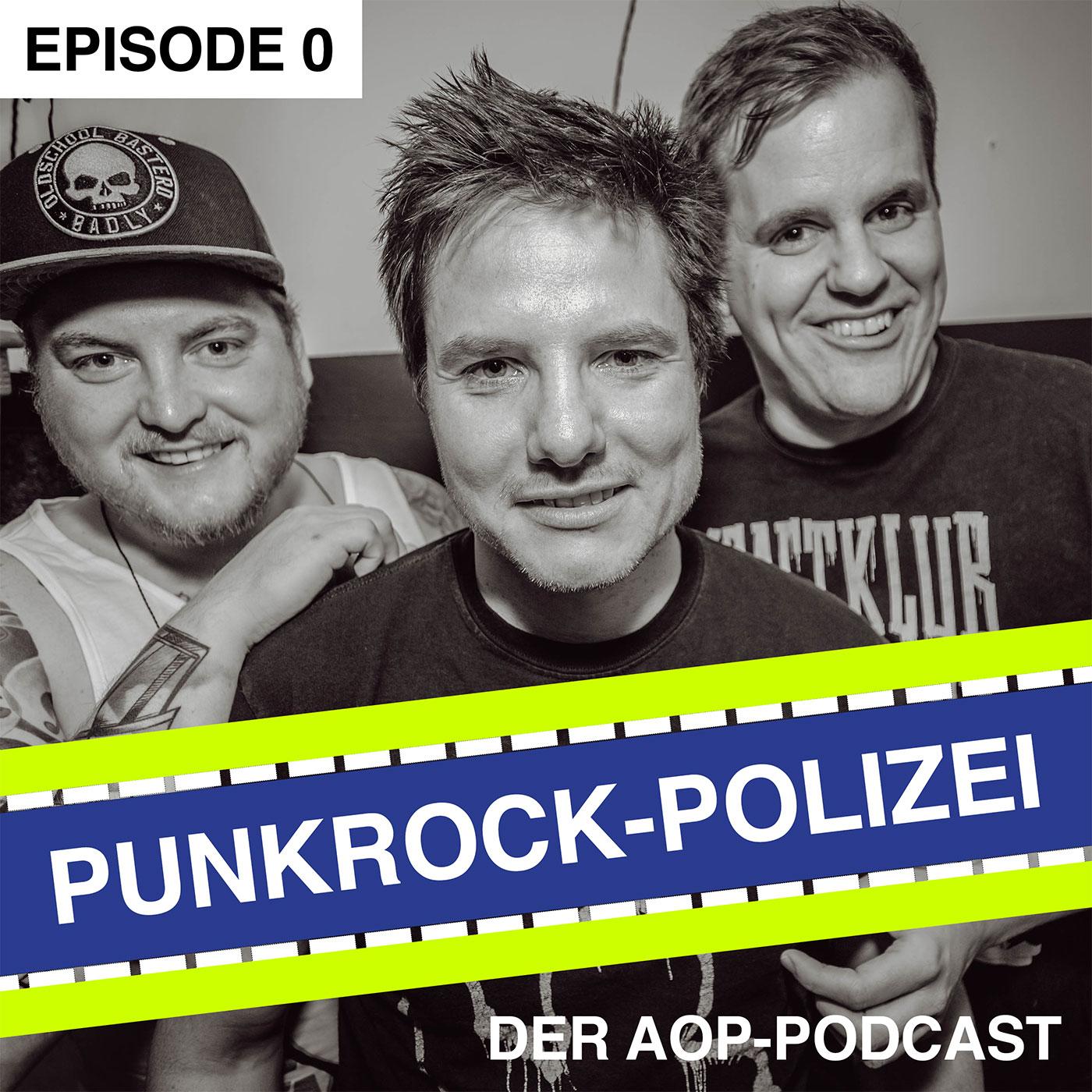 Episode #0: Die Punkrock-Polizei geht zum ersten Mal auf Streife