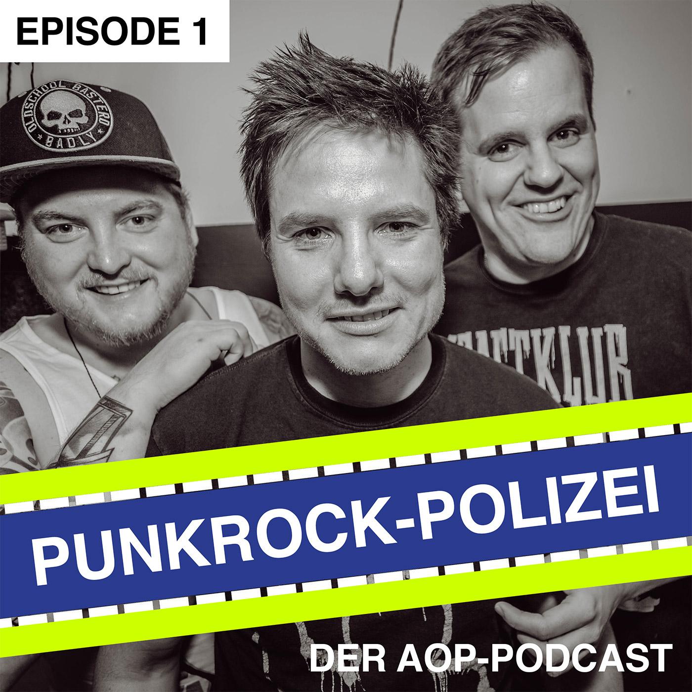 Episode #1: Schnelldurchlauf AOP - Wir ihr zu Punkrock-Polizisten werdet