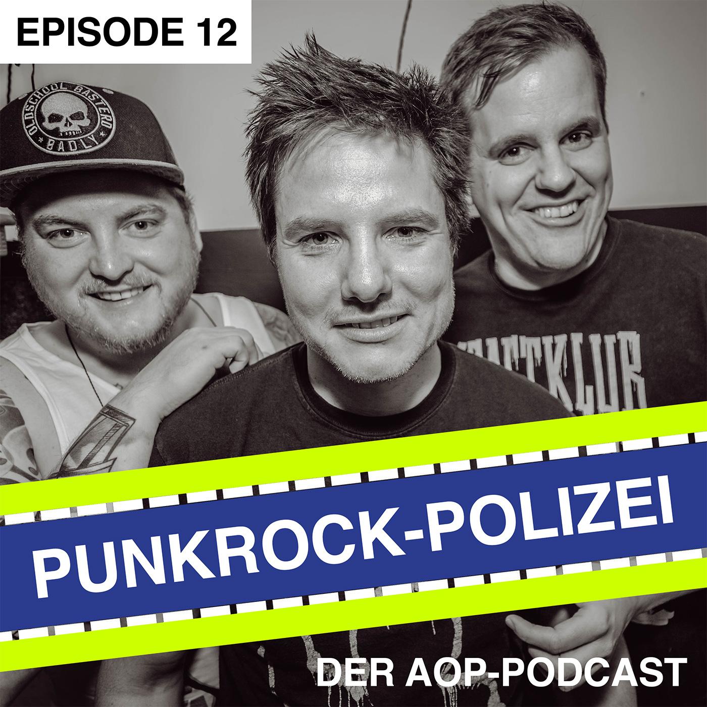 Episode #12: Von Palmen, leichten Lockdowns und dem Ärzte Deutschen Fernsehen