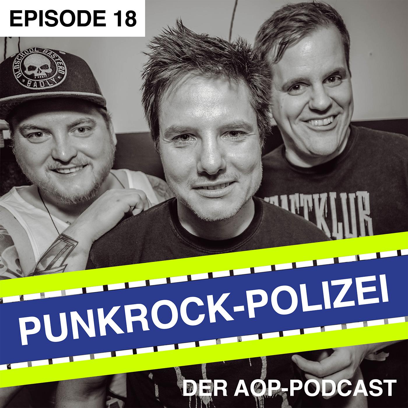 Episode #18: Wie wir Berlin im Sturm eroberten