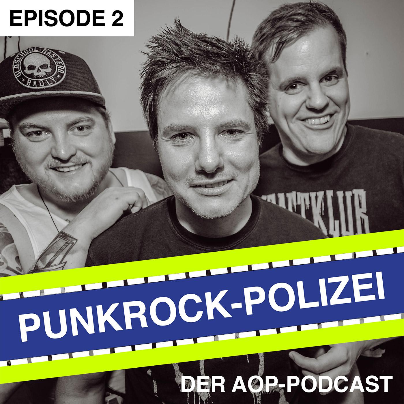 Episode #2: Wie wir Rock am Ring überlebten